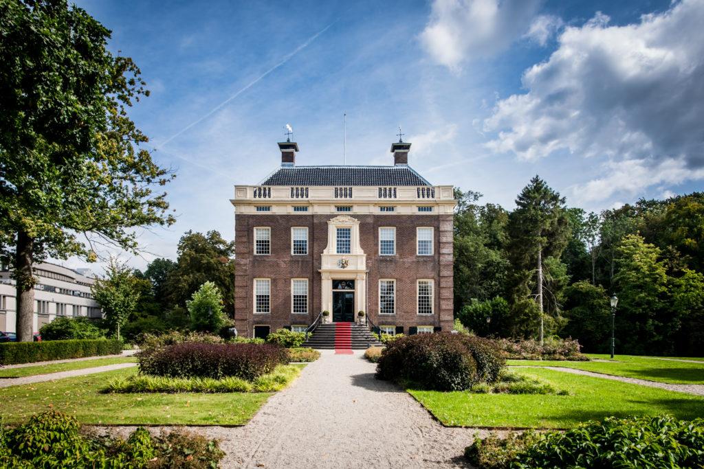 Buitenplaats Goudestein in Maarssen, gemeente Stichtse Vecht.